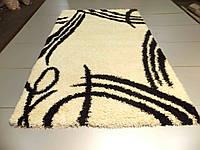 Ворсистый ковёр  Shaggy Gold 9587 кремовый