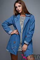 Куртка джинсовая LS-8714
