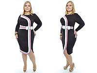 Женское платье, батал  размеры 48-62