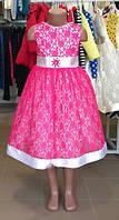 Пышное выпускное бальное платье