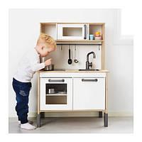Деревянная кухня для детей DUKTIG