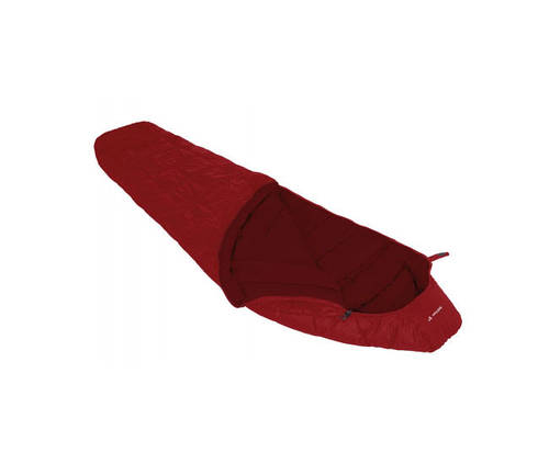 3-х сезонный спальник Vaude Sioux 800 S/2°С  4052285111625 Темно-красный