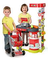 Супермаркет с кассой игровой набор Smoby 350204