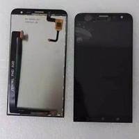 Дисплей Asus ZenFone 2 Laser (ZE601KL) +  тачскрин, чёрный