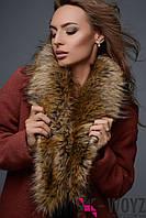 Зимнее пальто тициан LS-8686