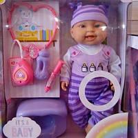 Детский пупсик с набором доктора 6115в