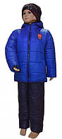 Детский зимний комбинезон ( куртка +полукомбинезон) Line на рост 98-104-110