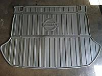 Коврик в багажник резиновый бежевый Nissan Murano 2009-14 новый оригинальный