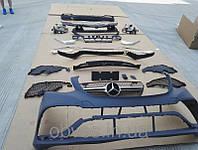 Комплект обвеса AMG на Mercedes GLE