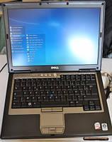 "Ноутбук для дома/офисса 14.1"" DELL D630  2Гб"