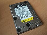 HDD 750Gb WD BLACK в отменном тех состоянии !!!