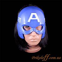 Карнавальная маска супергероя