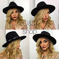 Шляпа Фетровая различные цвета