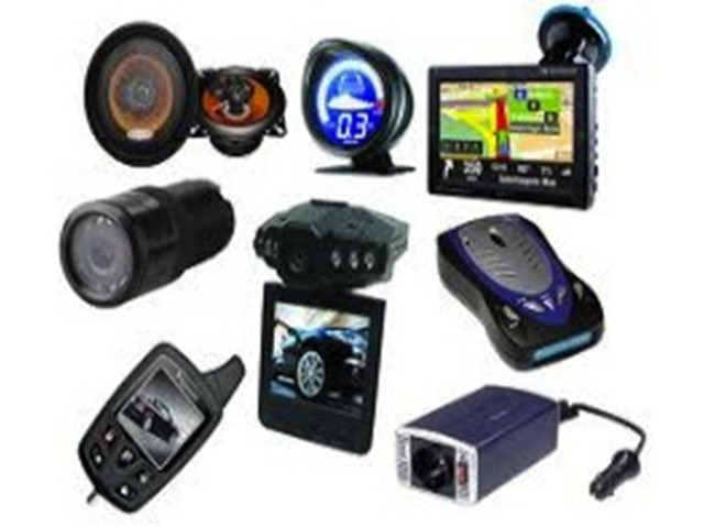 Электроника в авто