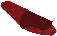 Летний спальник Vaude Sioux 100/11°С (left) 4052285112271 Темно-красный