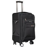 Строгий чемодан для дальних поездок