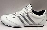 Кроссовки мужские Adidas кожаные AD0053