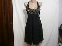 Платье -  сарафан,  летнее,  нарядное