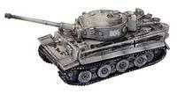 Модель танка SD KFZ 181 Tiger I (Тигр), зимний камуфляж - конструктор, 1:90, 4D Master (26323)