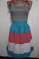 Платье - сарафан- молодежное, оригинальное.