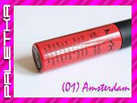 Жидкая помада NYX Soft Matte Lip Cream ((01) Amsterdam)