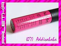 Жидкая помада NYX Soft Matte Lip Cream ((07) Addisababa)