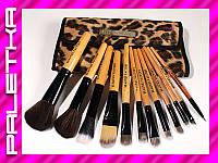 Проф. набор кистей для макияжа 12 шт. #17 Beauties Factory