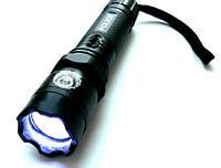 Шокер 1101 Шерхан  Электрошокер Police 1101 Оригинал с фонарем, безупречное качество, єлектрошокер Шархан