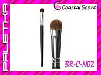 Кисть Coastal Scents BR-C-N02 (для теней)