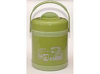 Т55-122 Термос пищевой 1,5 Л ( Зеленый )