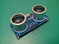 Ультразвуковой датчик HC-SR04 дальномер