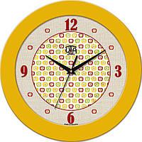 Годинник настінний ЮТА Fashion 330Х330Х45мм 01 FY