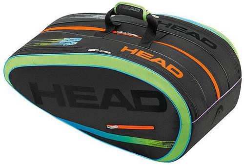 Эксклюзивная сумка-чехол для большого тенниса на 12 ракеток  283565 Radical LTD Edition  BK HEAD