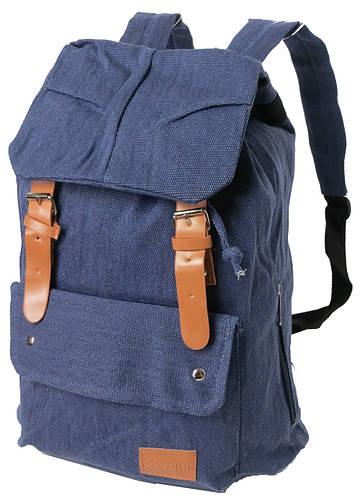 Молодежный рюкзак на 18 л. URBAN 0311-2, синий