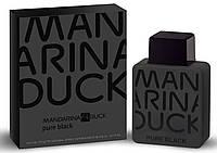 Mandarina Duck Pure Black -Туалетная вода 100ml (Оригинал)