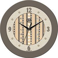 Годинник настінний ЮТА Fashion 330Х330Х45мм 02 FBe