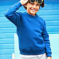 Детская синяя толстовка (Комфорт)