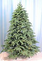 Искусственная новогодняя Ёлка 150см ( ель ) 1.5м литая Буковельская