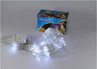 Новогодняя светодиодная гирлянда 120P ICICLE W Сосулька ( 120 светодиодов ) Цвет белый
