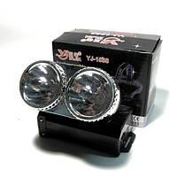 Налобный аккумуляторный фонарик Yajia YJ-1838