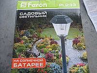 Садовый Газонный светильник LED Feron PL 233
