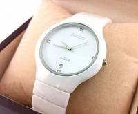 Часы Rado True Jubile керамические кварцевые белый корпус ремешок циферблат