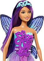 Barbie Fairytale Princess Teresa Doll - Барби Фея с блестящими крылья