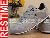 Кроссовки подростковые кроссовки женские restime grey original 38