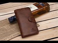 Мужской кошелек CarWallet Карвалет портмоне бумажник для мужчин