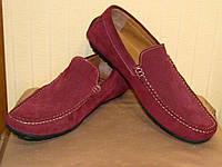 Туфли мужские мокасины Mocca Mocca