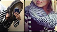 Снуд шарф хомут ОПТ И РОЗ 180 ГРН, фото 1