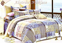 Комплект постельного белья новосатин 1,5