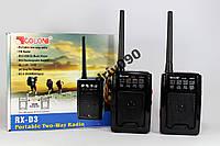 Радио с функцией рации PTT USB SD Golon RX-D3