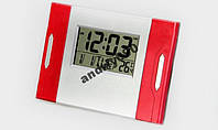 Настольные электронные часы с температурой 6871